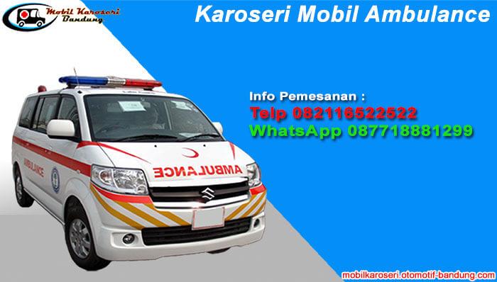 Karoseri Mobil Ambulance Bandung