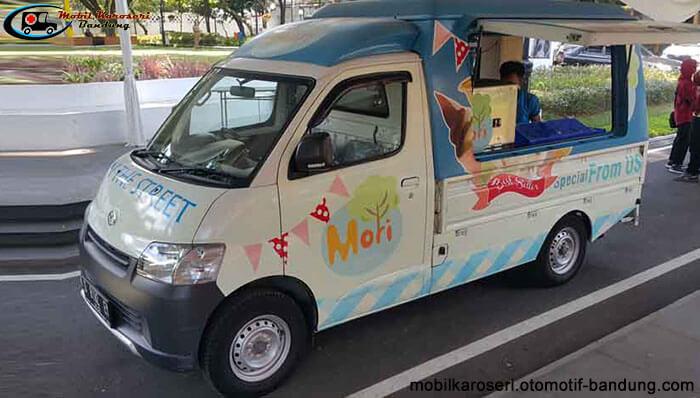 Karoseri Mobil Toko / Moko